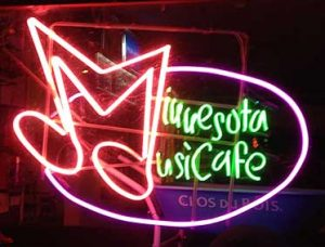 Minnesota Music Cafe!